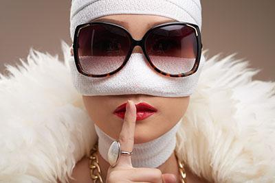 Celebrities drop the façade around cosmetic procedures