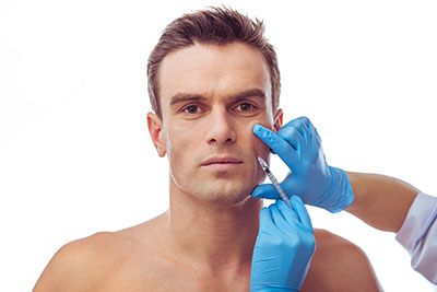 The changing face of male cosmetic surgery