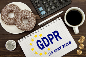 GDPR 25 May 2018 calendar