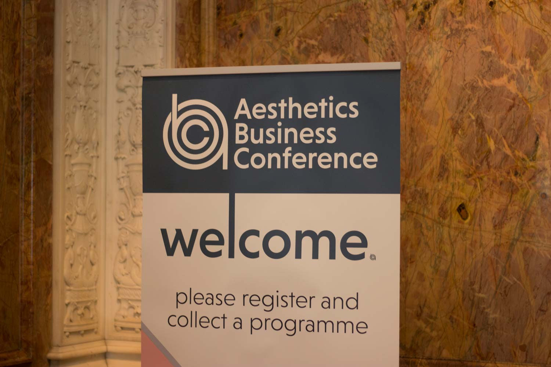 Hamilton Fraser's Aesthetics Business Conference returns - ABC Banner