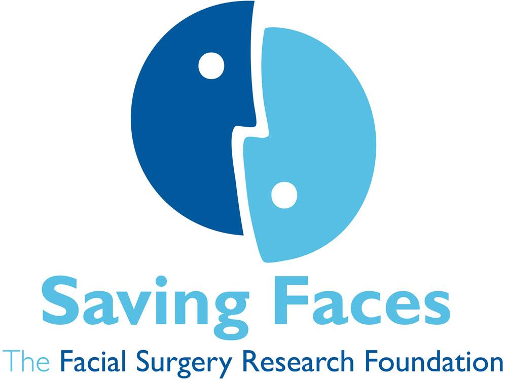 Hamilton Fraser partners with Saving Faces - Saving Faces Logo